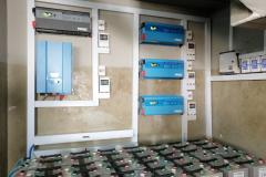 PRAG 39KVA Inverter + 24 Nos 2v1500Ah OPzV batteries at EYE Foundation Hospital Lekki