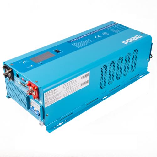 PRAG 7.5KVA–48V H-Series Pure Sine Wave Inverter