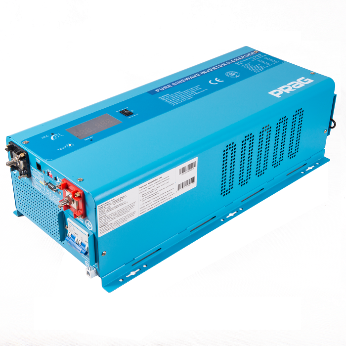 PRAG 7.5KVA–48V H-Series Pure Sine Wave Inverter
