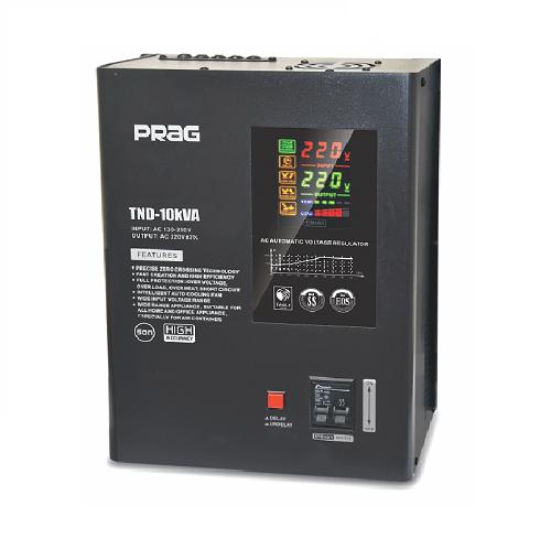 10KVA Servo Voltage Stabilizer 130V-250V Stablize