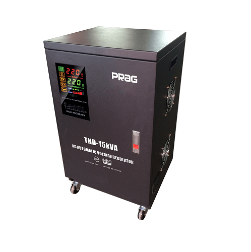 15KVA Servo Voltage Stabilizer 130-260V will Stablize, Protect