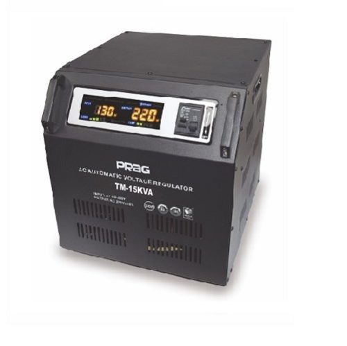 15kva relay voltage stabilizer (95v-280v)