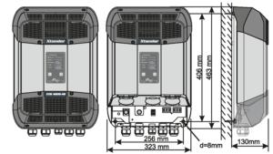 Studer Xtender XTM 3500 - 3.5KVA – 24V- Inverter xts-xtm-xth-en_page_09-4