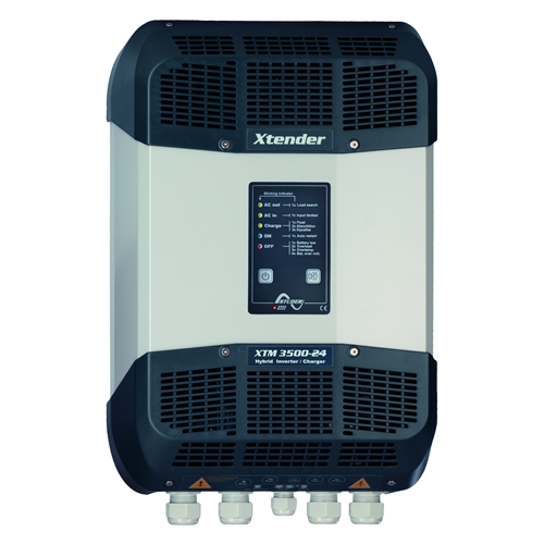 Studer Xtender XTM 3500 - 3.5KVA – 24V- Inverter