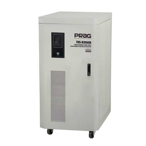 30KVA (225-456) 3-PHASE VOLTAGE REGULATOR