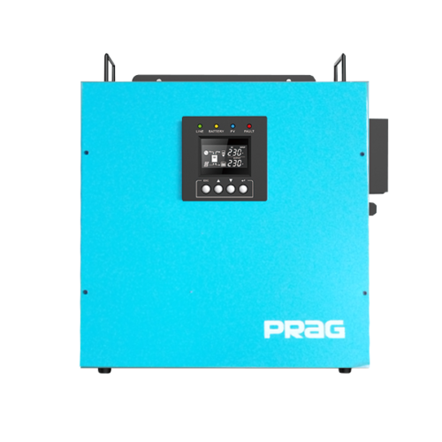 PRAG 5KVA - 48V Smart (Pure Sine Wave) Inverter