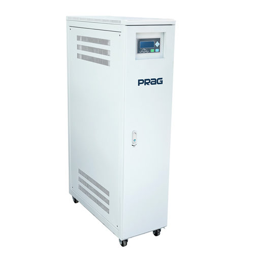 60KVA Three Phase Servo Voltage Stabilizer 380V (±20%) input